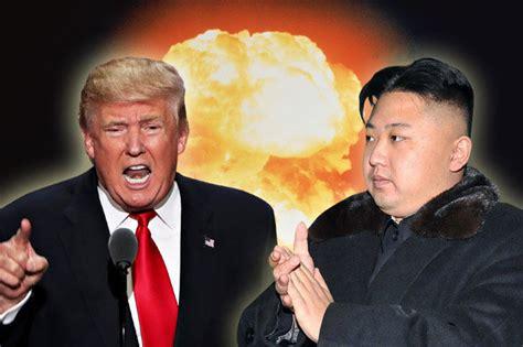 donald trump ww3 north korea war general warns this is when ww3 will erupt