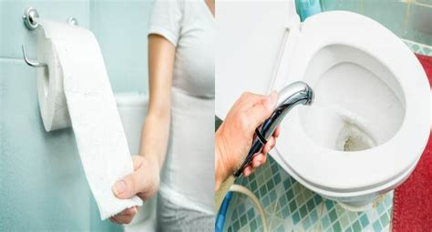 What Is A Bidet Toilet Used For by What S More Hygienic To Use After Toilet