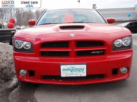 Dodge Charger Srt8 For Sale Near Me by For Sale 2008 Passenger Car Dodge Charger Srt8 Sussex