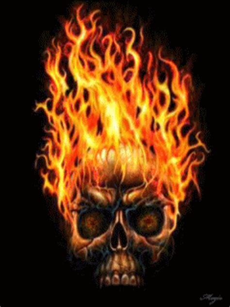 imagenes de calaveras en fuego elmundodeniniyjenni 2013 05 05