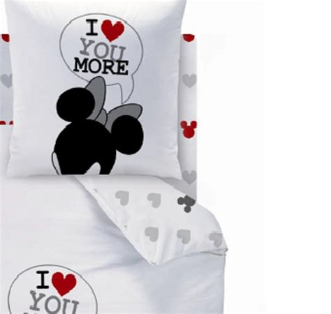 mickey drap housse 140 x 190 cm assorti 224 la housse de couette quot the end quot mickey decokids