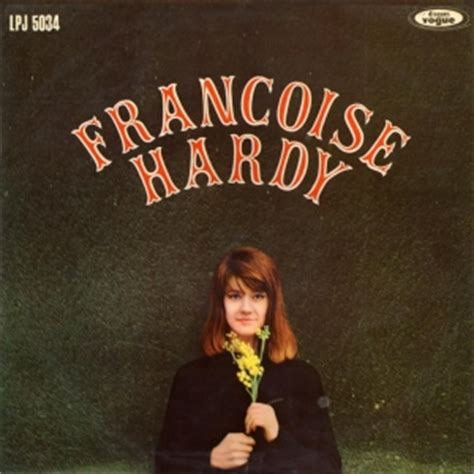 françoise hardy tant de belles choses fran 199 oise hardy discos para el recuerdo