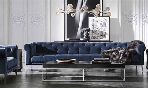 restoration hardware modern chesterfield sofa the style saloniste what s truly modern and exciting now