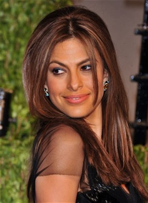 eva mendes hair color google search hair pinterest