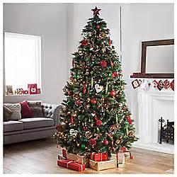christmas tree decorations tesco christmas decorating