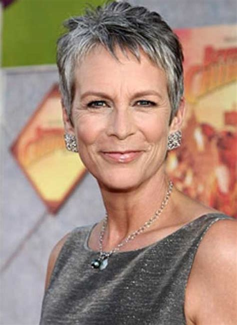 short grey hairstyles those over 50 20 short hair styles for over 50 short hairstyles 2017
