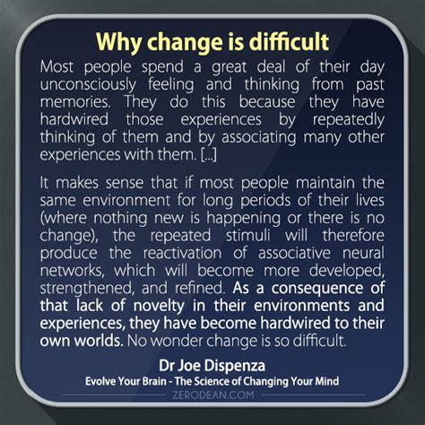 joe dispenza quotes brainy quotes about change quotesgram