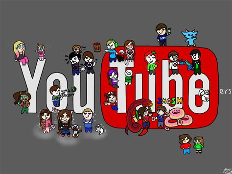 youtuber wallpaper gallery