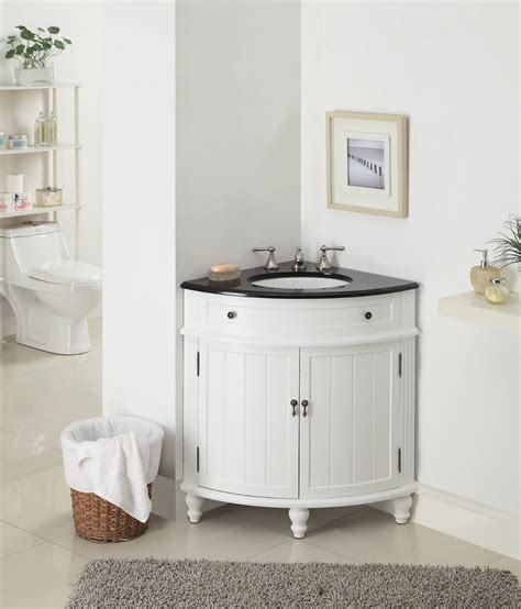 Vanity In Bathroom Corner Bathroom Vanity Units For Your Bath Storage Solution Traba Homes