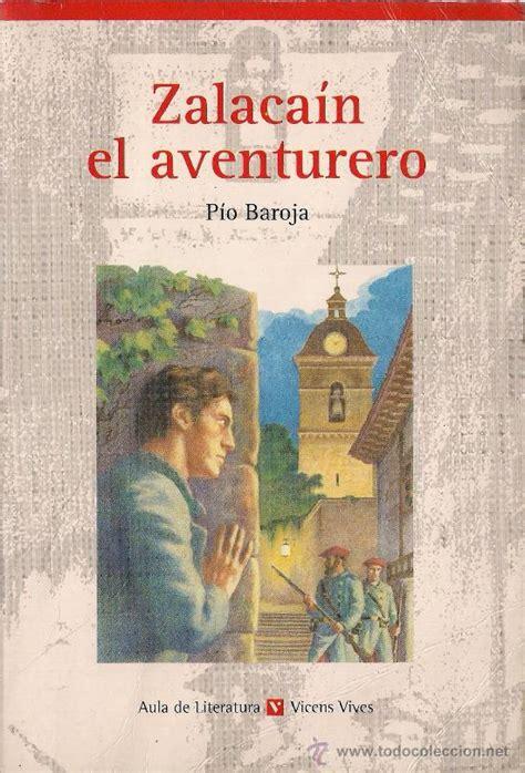zalacain el aventurero 8431635177 libro zalacain el aventurero de pio baroja comprar libros de texto en todocoleccion 26982560