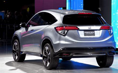 Honda Models 2020 by 2020 Honda Hrv Changes Release Date Model Honda Engine