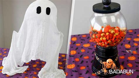 decoraciones de halloween 7 geniales decoraciones para halloween youtube