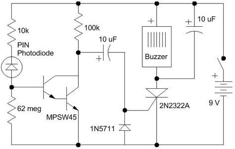 pin diode detector circuits x defender
