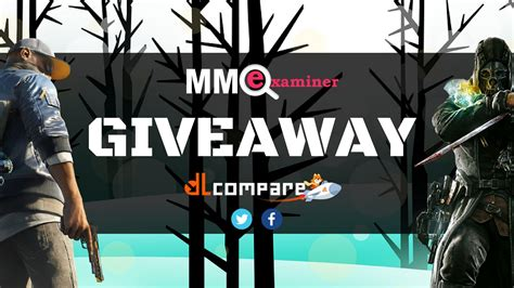 Watch Dogs 2 Pc Giveaway - giveaway with dlcompare watch dogs 2 and more mmoexaminer