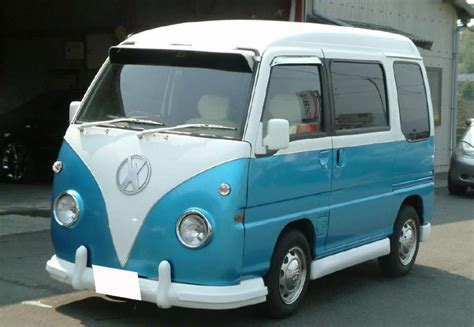 subaru sambar van 10 of the rarest subarus ever subienews