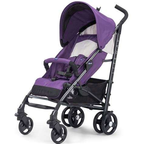 Poussette Canne Chicco Lite Way by Poussette Lite Way 2 De Chicco