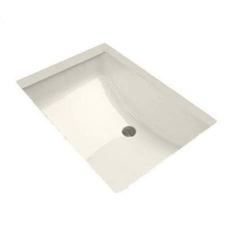mirabelle sinks mirabelle miru1812bs undermount style bathroom sink biscuit at mirabelleproducts