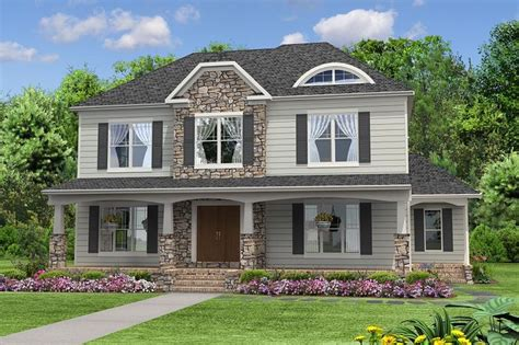 stone colonial house plans 1000 images about stone face on pinterest dutch colonial low country homes and