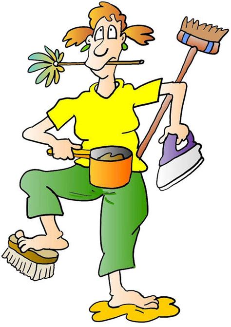 house cleaning house cleaning cartoons cliparts co