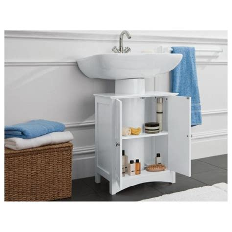 The Sink Storage by Buy Southwold Sink Storage Unit White From Our