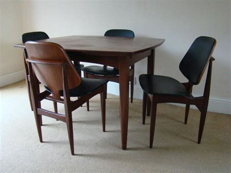 7 inspirational mid century modern dining room sets 88 best images about danish modern dining rooms on