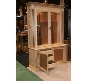 ks knowing custom wood gun cabinet