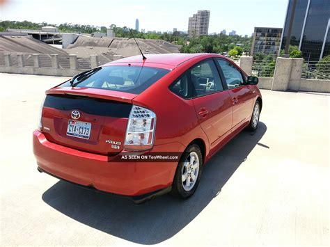 2007 Toyota Prius Base 2007 Toyota Prius Base Hatchback 4 Door 1 5l