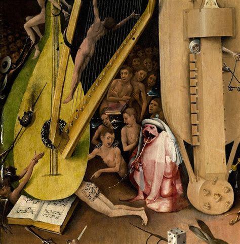 Garten Der Lüste Analyse by Listen To Bosch S 500 Year Song Artnet News