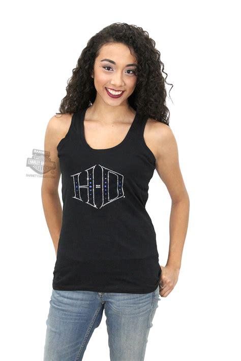 Black Sapphire Big Size big sizes only harley davidson 174 womens sapphire h d