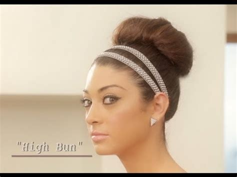 Wedding Hairstyles Big Bun by Big Bun Updo Top Knot By Julianne Kaye