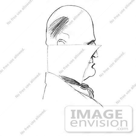 C D Gibson Sketches And by Picture Of A Caricature Drawing Of C D Gibson 16180 By