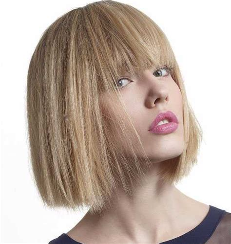 what is a 0 degree haircut delightful straight blunt hairstyles hairstylesco