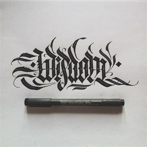 Excuse Letter For Varsity 45 beautiful exles of blackletter and calligraphy