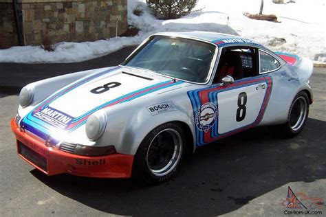 vintage porsche racing 1971 porsche 911 vintage road racing car martini racing