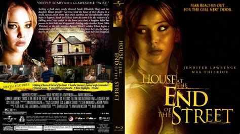 house at the end of the street movie blu ray custom covers house at the end of the