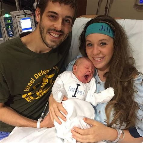 labor before c section jill duggar details 70 hour labor to birth to son israel