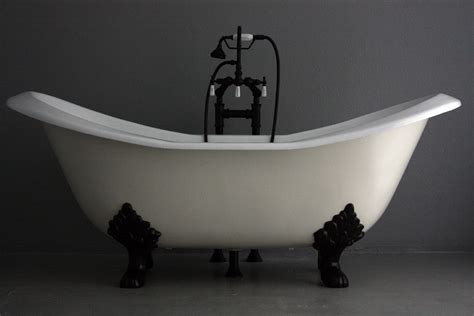 cast iron bathtub paint cast iron clawfoot tub design cablecarchic interior