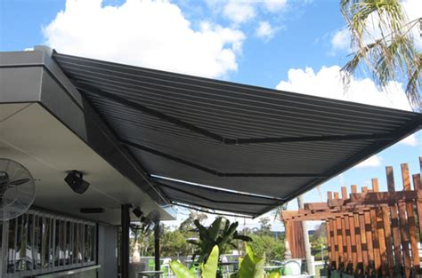 External Awnings Brisbane by Brisbane Awnings Brisbane External Awnings