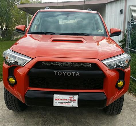 largest led light bar led light bar install on a 2014 t4r page 7 toyota