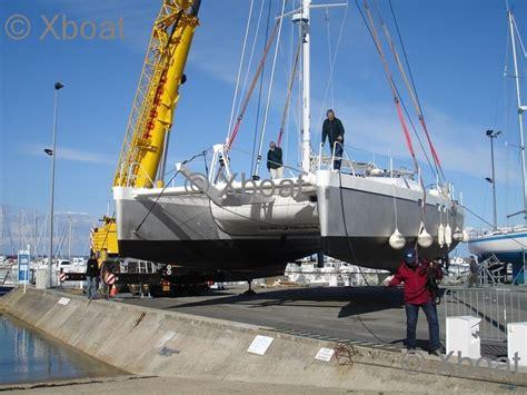 catamaran alu a vendre voilier alcat catamaran 18m aluminium annonce de