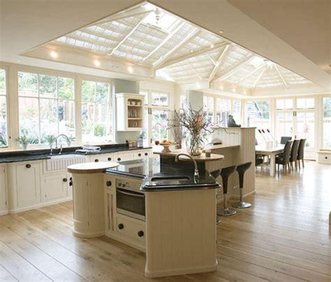 kitchen conservatory ideas conservatory kitchen ideas 10 mobmasker