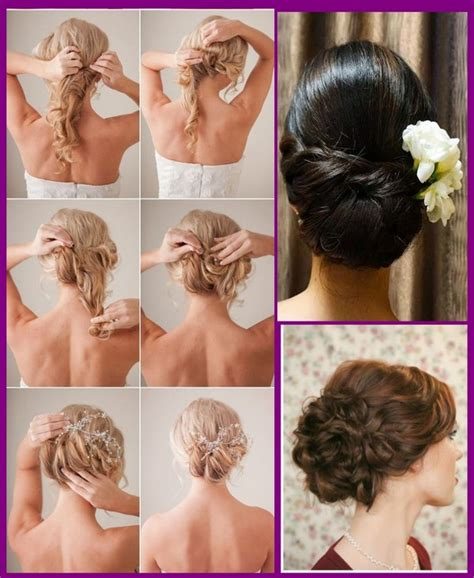 Hairstyles For Hair Step By Step by Prom Hairstyles Step By Step