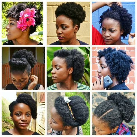 Hairstyles For Black With Medium Hair 4c by Versatility Of 4c Hair Beautiful Hair Is Healthy Hair No