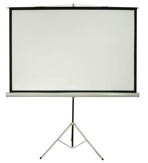 Tripod Screen fastfold screen hire fastfold screen rental projection screen hire gems nfx