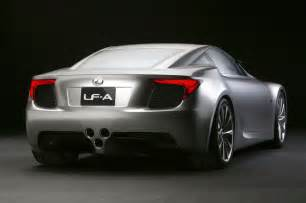 lexus lfa all best cars models