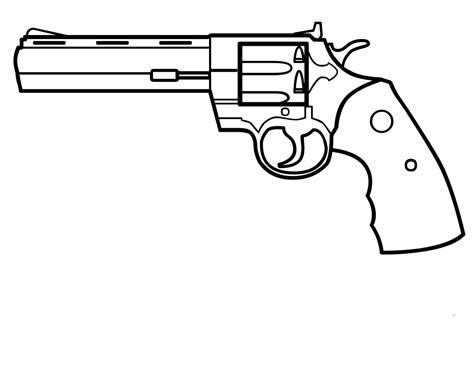 Armas Para Colorir Cool Drawings Of Shooting 2