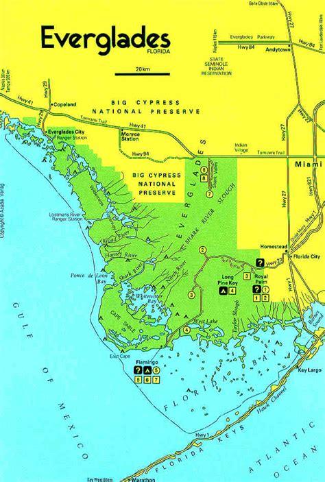 everglades national park map everglades national park map car interior design
