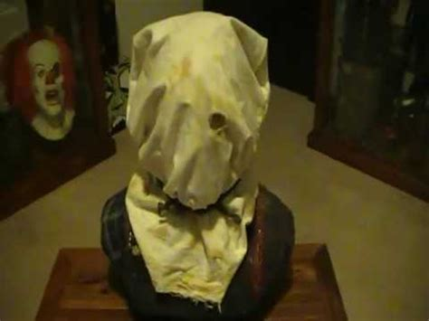 friday the 13th part 2 jason voorhees lifesize bust / mask