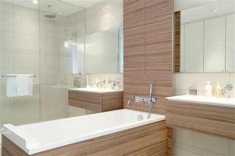 Modern Bathroom Ensuite Ciccone Design Ensuite Bath Contemporary