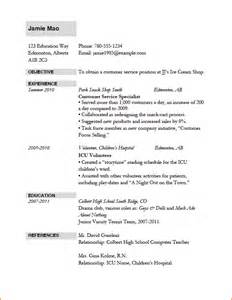 14 cv format for job application pdf basic job